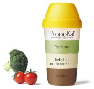 Perdida de peso con el METODO PRONOKAL