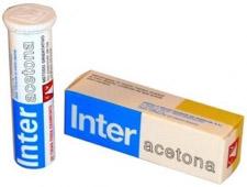inter-acetona