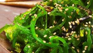 Ensalda de algas con Pronokal y PnK
